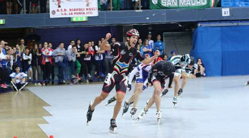 Pescara, ecco i Campionati Italiani Indoor Pattinaggio
