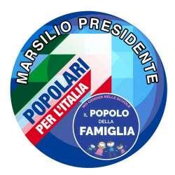 Il Popolo della Famiglia Abruzzo appoggia Marsilio Presidente