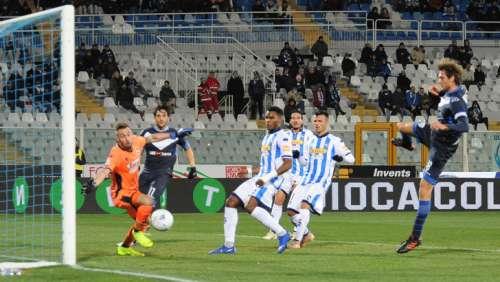 Pescara, schiaffo dal Brescia (ma resta terzo in classifica)