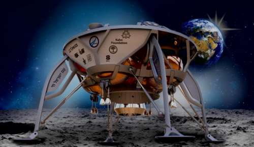 Passeggiate lunari: dopo la Cina anche Israele pronta allo sbarco