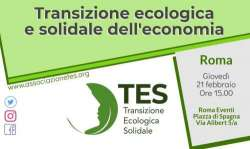 I democrat ripartono dall'ambiente: seminario Tes a Roma con Zingaretti e Orlando