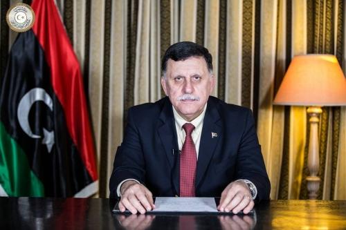 Libia: al Serraj chiede il sostegno italiano, Haftar
