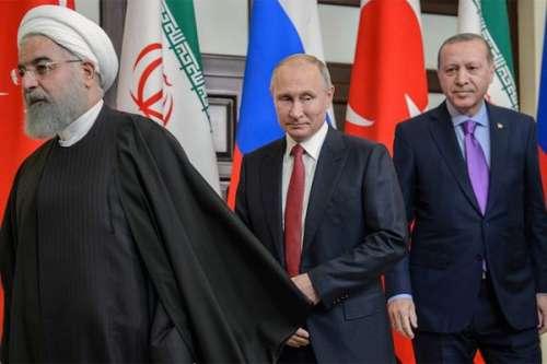 Chi manda all'aria i piani di Erdogan in Siria?