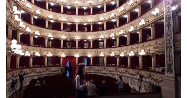 'Falstaff'apre stagione lirica Marrucino
