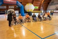 Settimana dello Sport Paralimpico, in 300 al primo incontro