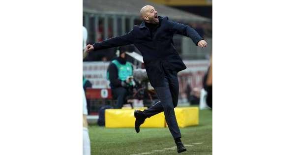 L'anticipo di Serie B: Benevento-Pescara 2-1