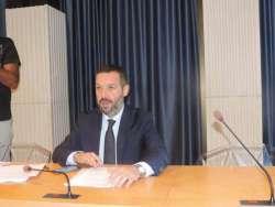 Regione Abruzzo, Sospiri nuovo Presidente del Consiglio