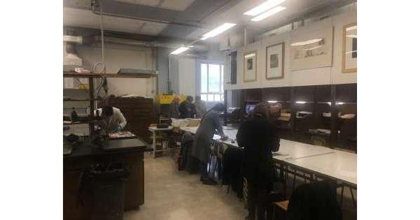 'Open day' all'Accademia di Belle Arti