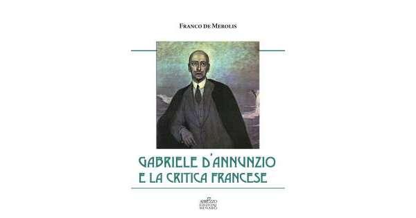Libri: D'Annunzio e la critica francese