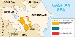 Quella guerra sotterranea (con bombe e Social Media Influencers) tra Armenia e Azerbaijan
