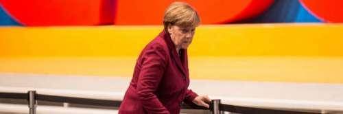 GroKo giù nei sondaggi: dilemma Merkel, resistere o mollare?