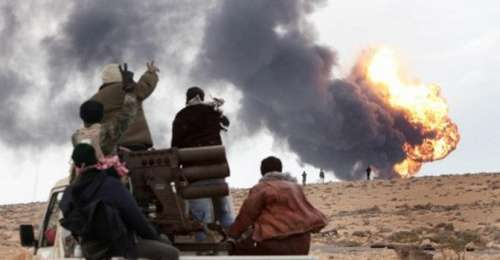 Libia in fiamme, Haftar verso Tripoli e Roma in silenzio