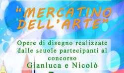 Scafa, disegno e poesia  il 7 aprile col Mercatino dell'arte