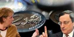 Euro, guerra commerciale e turbolenze: tutte le ansie di Draghi