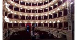 Fundraising e cultura: il Teatro Marrucino cerca sponsor