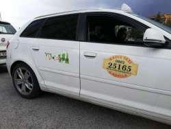 Taxi convenzionati Made in L'Aquila, si parte davvero
