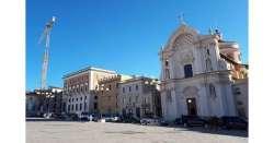 L'Aquila, bus navetta terminal-centro