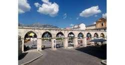 Maltempo, riscaldamenti accesi a Sulmona