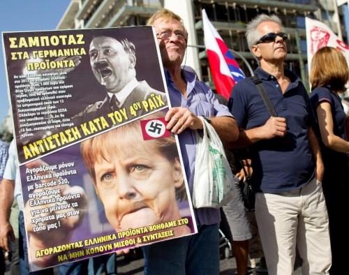 Berlino-Atene: quell'asse silenzioso (e milionario) fra tangenti e privatizzazioni