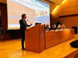 Chieti, Zennaro (M5s) al convegno