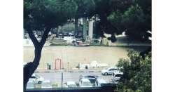 Pescara, fiume a rischio, chiuse golene